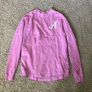 Tops - Pink long sleeve Alabama Top